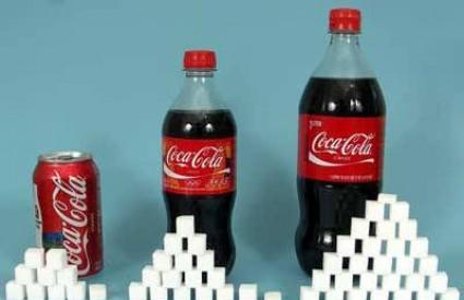 Gazirana pića prepuna su šećera