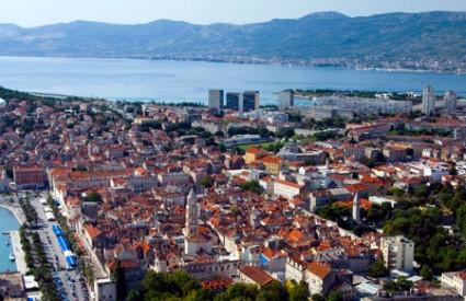 Split je razdrmao potres