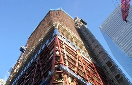 Tower One stigao je do 76. kata