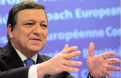 Barroso uporno po svojem