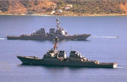 Iran šalje svoje ratne brodove prema SAD