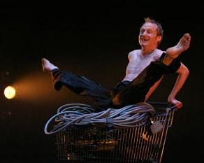 Nigel Charnock, legendarni performer
