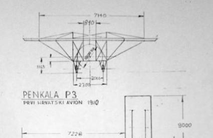 Letjet će i replika Penkalinog P3