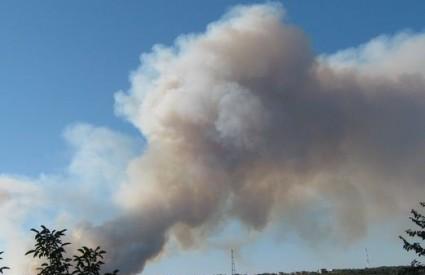 Požari se i dalje šire