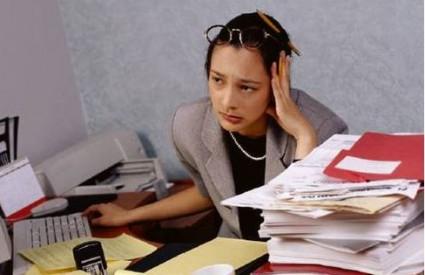 Previše posla = premalo sna = sporiji rad mozga