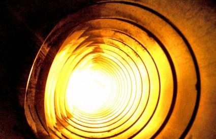 Što je zapravo svjetlo na kraju tunela