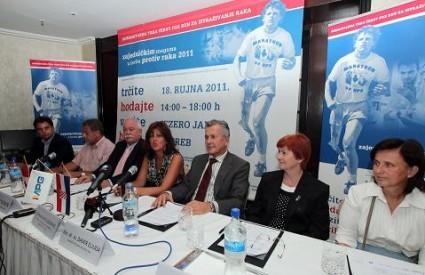 Prikupljaju se sredstva za istraživanje raka u Hrvatskoj
