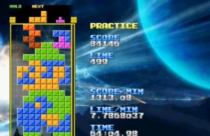 Tetris je dobar za zdravlje!?