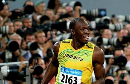 Bolt je obranio sva tri zlata iz Pekinga