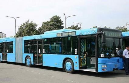 Busevi voze neprestano