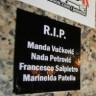 Na Cvjetnom trgu izvjesili imena Horvatinčićevih žrtava