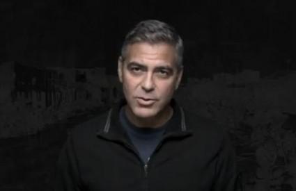 I George Clooney psuje protiv siromaštva