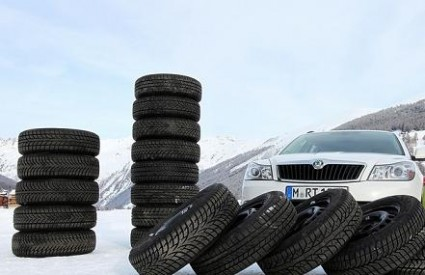 Kako voziti zimi?