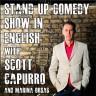 Američki stand up komičar Scott Capurro u Zagrebu!