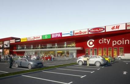 City Point napunit će poznati brandovi