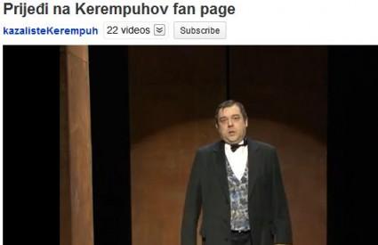 Postanite fan Kerempuha na Facebooku