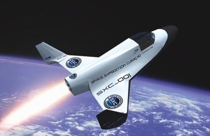 Ovim svemirskim avionom jedan čitatelj Metroa kružit će oko Zemlje