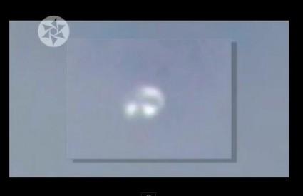 Prozirni NLO na nebu iznad Japana