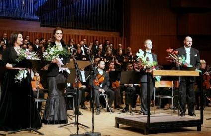 Bijeli ciklus otvoren je Requiemom W. A. Mozarta