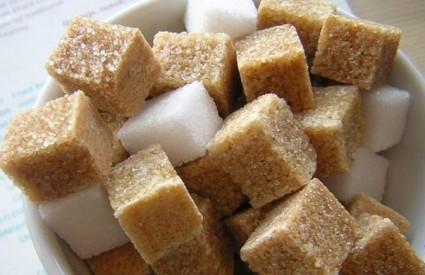 Važan je ukupan unos šećera