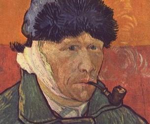Da li je dlaka u slici Van Goghova?