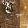 Otkrivena željeznička pruga i stanica na Marsu?
