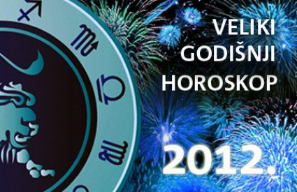 Godišnji horoskop za 2012. godinu