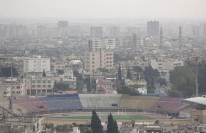 Hoće li svi sirijski gradovi izgledati kao Homs?