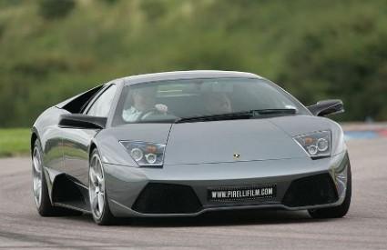 Haso ima opaki Lamborghini