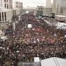Masovni prosvjed protiv Putina u Moskvi