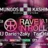 Rave'n'Roll u Mungosu 10. prosinca