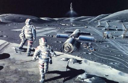 Mogu li Rusi napraviti bazu na Mjesecu?