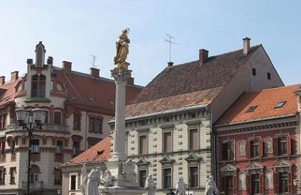 Spomenik žrtvama kuge u Mariboru