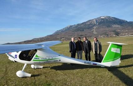 Najbolji ekološki zrakoplov na svijetu