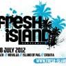 Fresh Island Festival na Zrću
