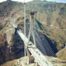 Nevjerojatan viseći most u Meksiku