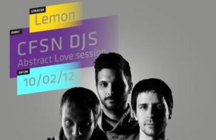 Abstract Love Session u Lemonu