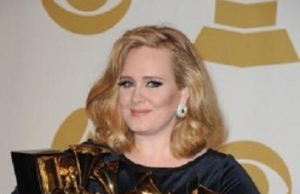 Adele je pokupila sve Grammyje za koje je nominirana