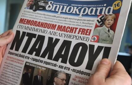Grci su na rubu očaja