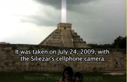 Piramida Maja u Chichen Itzi