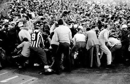 Heysel je postao simbol nogometnih tragedija