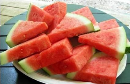 Čudesna i ukusna lubenica