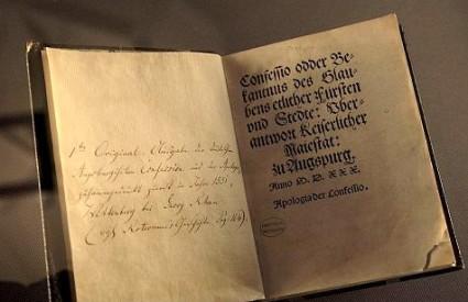 Kako je Martin Luther promijenio Crkvu