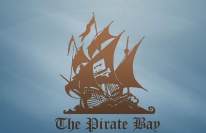 The Pirate Bay plovi dalje