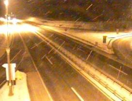Snijegom je zametena gotovo cijela A1