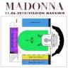 Ulaznice za Madonnu u prodaji od petka, 17. veljače