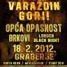 Varaždin gori u subotu 18. veljače