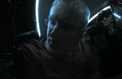 James Cameron u Deepsea Challengeru