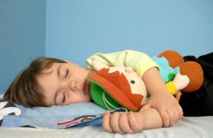 Školarci trebaju spavati 10 do 11 sati