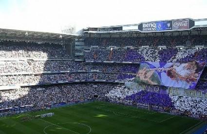 Stadion Santiago Bernabeu